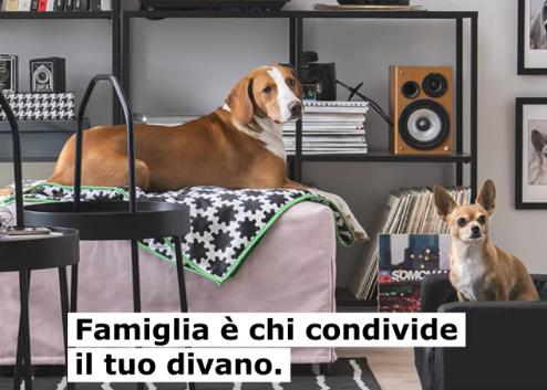 Ikea e l'instant marketing: spot contro il Congresso Mondiale delle Famiglie