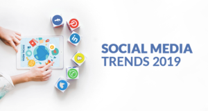Trend Social Media 2019 q3