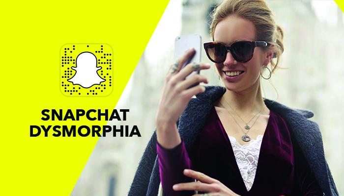 I filtri e la rovina della percezione di sé: Snapchat Dysmorphia